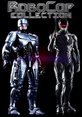 COMBO Robocop COLECCIÓN DVDHD DUAL LATINO 5.1 + SUB
