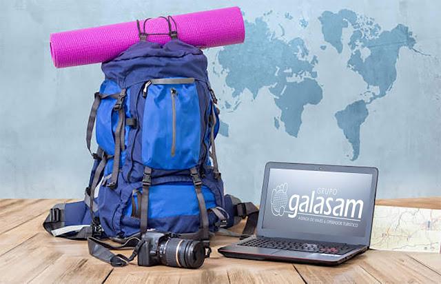 ¿Qué empacar si vas a viajar si vas a viajar sin maletas? [LITE]