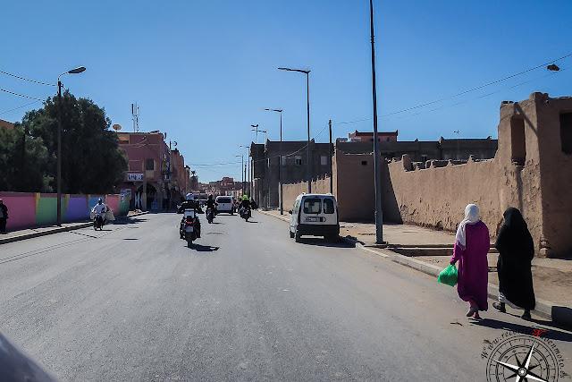 cruzando Rissani