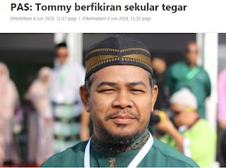 Image result for Tommy mewakili kerajaan Kelantan bagi memfailkan tuntutan royalti petroleum di mahkamah