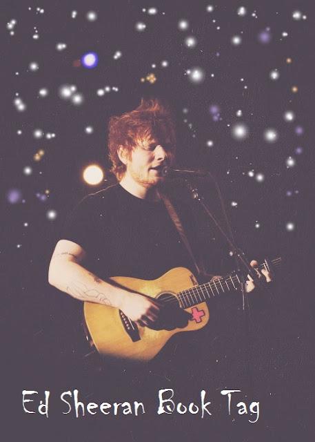 Ed Sheeran Book Tag