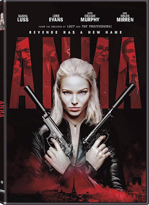 Anna [2019] [DVD R1] [Latino]