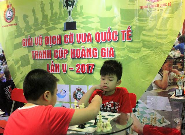 Học cờ vua cho bé ở quận Bình Thạnh