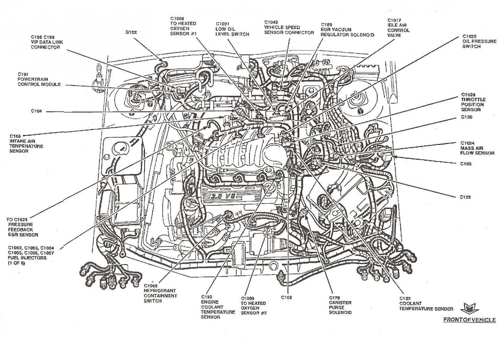 ford escape 3 0 engine diagram 2001 ford escape engine diagram gain repeat6 klictravel nl  2001 ford escape engine diagram gain
