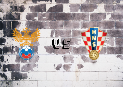 Rusia vs Croacia  Resumen