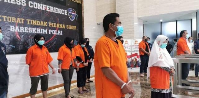 Komeng Ingatkan Jokowi Soal Penangkapan Aktivis, Posisi Jokowi dalam Bahaya