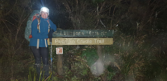 Penguin to Cradle Trail at Gunns Plains