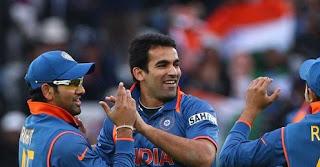 Zaheer Khan 4-19 - India vs Ireland 12th Match ICC World T20 2009 Highlights