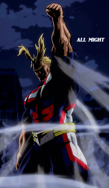all might wallpaper 7