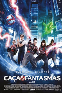 Caça-Fantasmas – Dublado (2016)