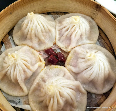 Fat Dragon Austin soup dumplings