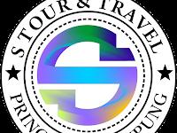 Logo S Tour and Travel Pringsewu - Lampung
