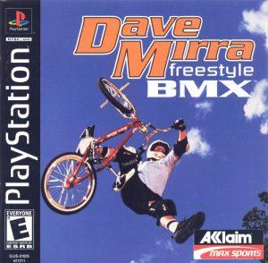 Baixar Dave Mirra Freestyle BMX (2000) PS1 Torrent