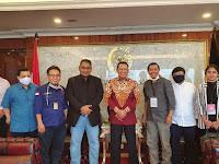 Ketua MPR RI Dorong Stimulus Industri Pers Segera Dieksekusi