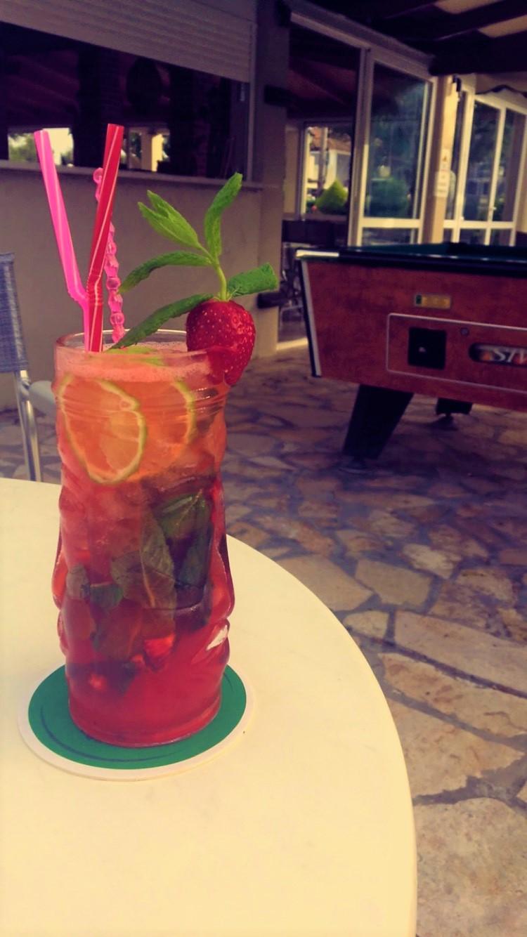 Kalamaki Beach Hotel Taverna Mojito Zakynthos