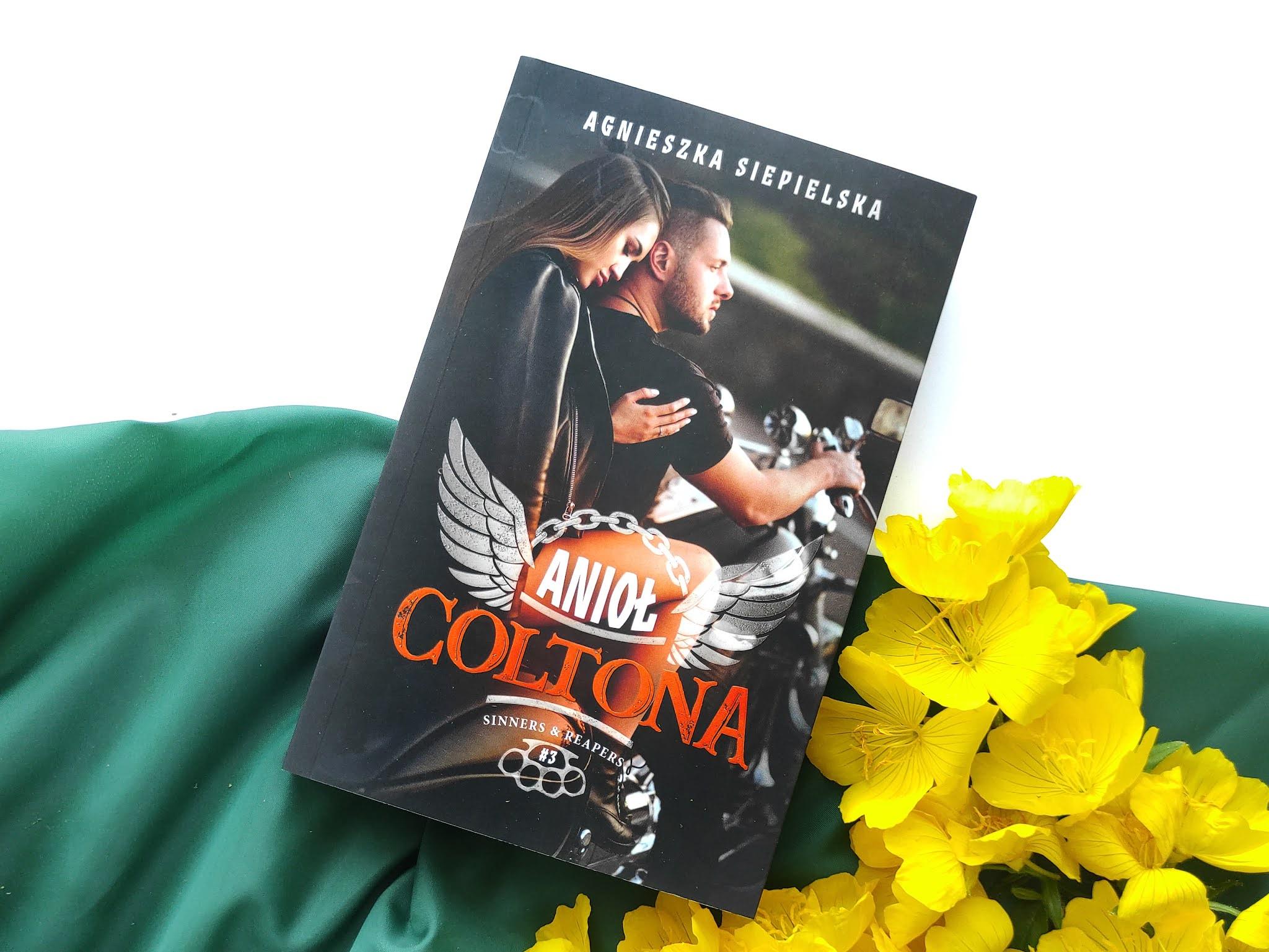 Anioł Coltona recenzje książki