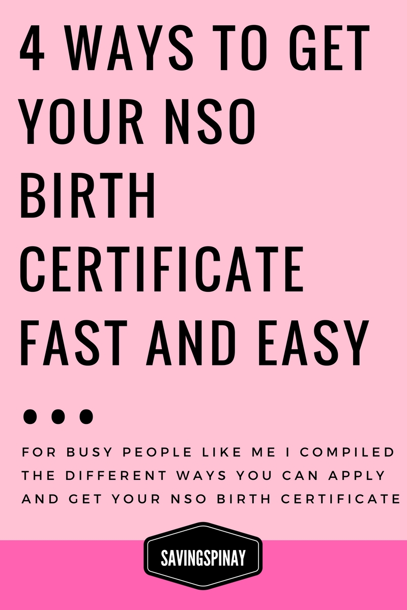 4 ways to get your nso birth certificate fast and easy xivan post robinsons pinoy lingkod center how i got my nbi clearance in just 2 hours how i opened my fami mutual fund account step by step guide with pictures aiddatafo Choice Image
