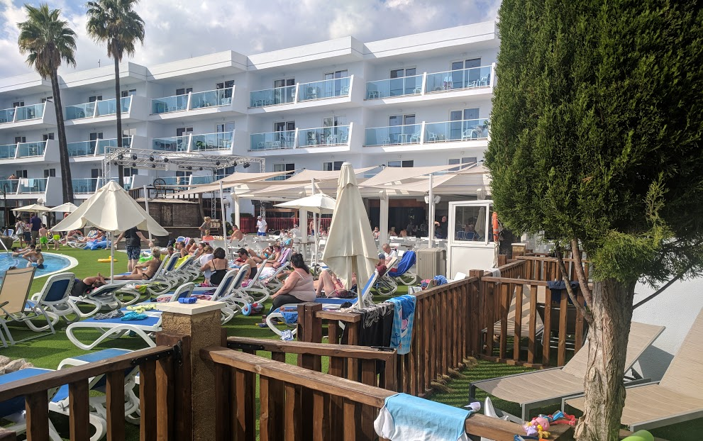 Pirates Village Santa Ponsa | Jet 2 Holidays Review  - view from terrace room