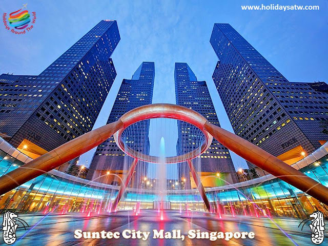The most famous shopping places in Singapore