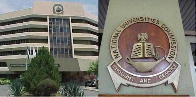 NUC's List of Approved Universities For Postgraduate Studies In Nigeria