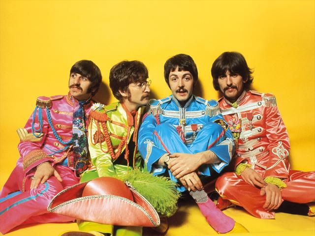 Sgt. Pepper's Lonely Hearts Club Band, marcando el paso