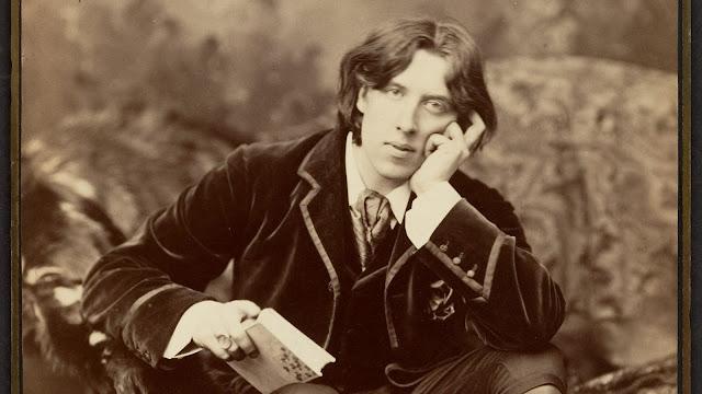 yazar Oscar Wilde