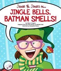 jingle bells batman smells