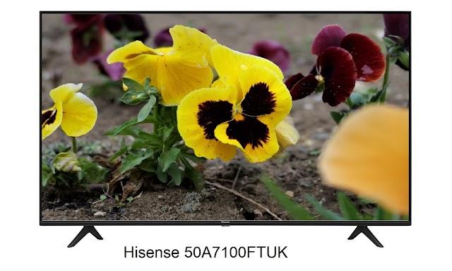 Hisense 50A7100FTUK TV