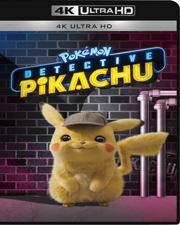 Pokémon Detective Pikachu [2019] [UHD] [2160p] [Latino]