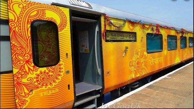 Bihar नए नाम और नए रंग-रूप के साथ राजेन्द्र नगर-नई दिल्ली राजधानी एक्सप्रेस रवाना, ट्रेन में जोड़े गए हैं तेजस एक्सप्रेस के रैक