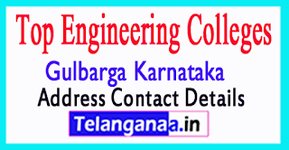 Top Engineering Colleges in Gulbarga Karnataka