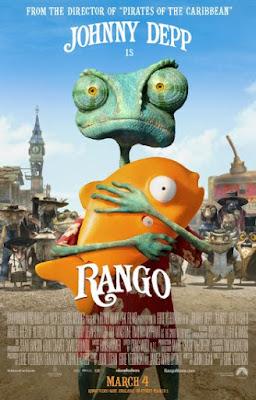 Rango (2011) แรงโก้ ฮีโร่ทะเลทราย