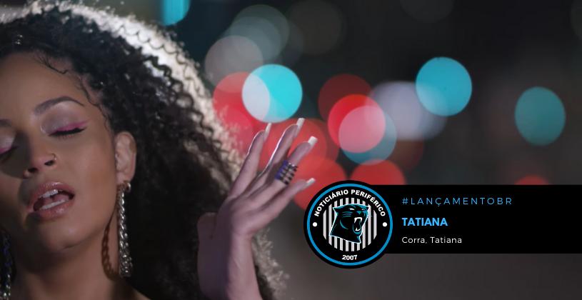 """Tatiana expõe suas emoções em """"Corra, Tatiana"""""""