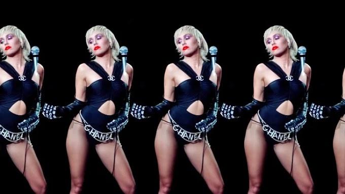 Miley Cyrus Drops 'Edge of Midnight (Midnight Sky Remix)' Featuring Stevie Nicks