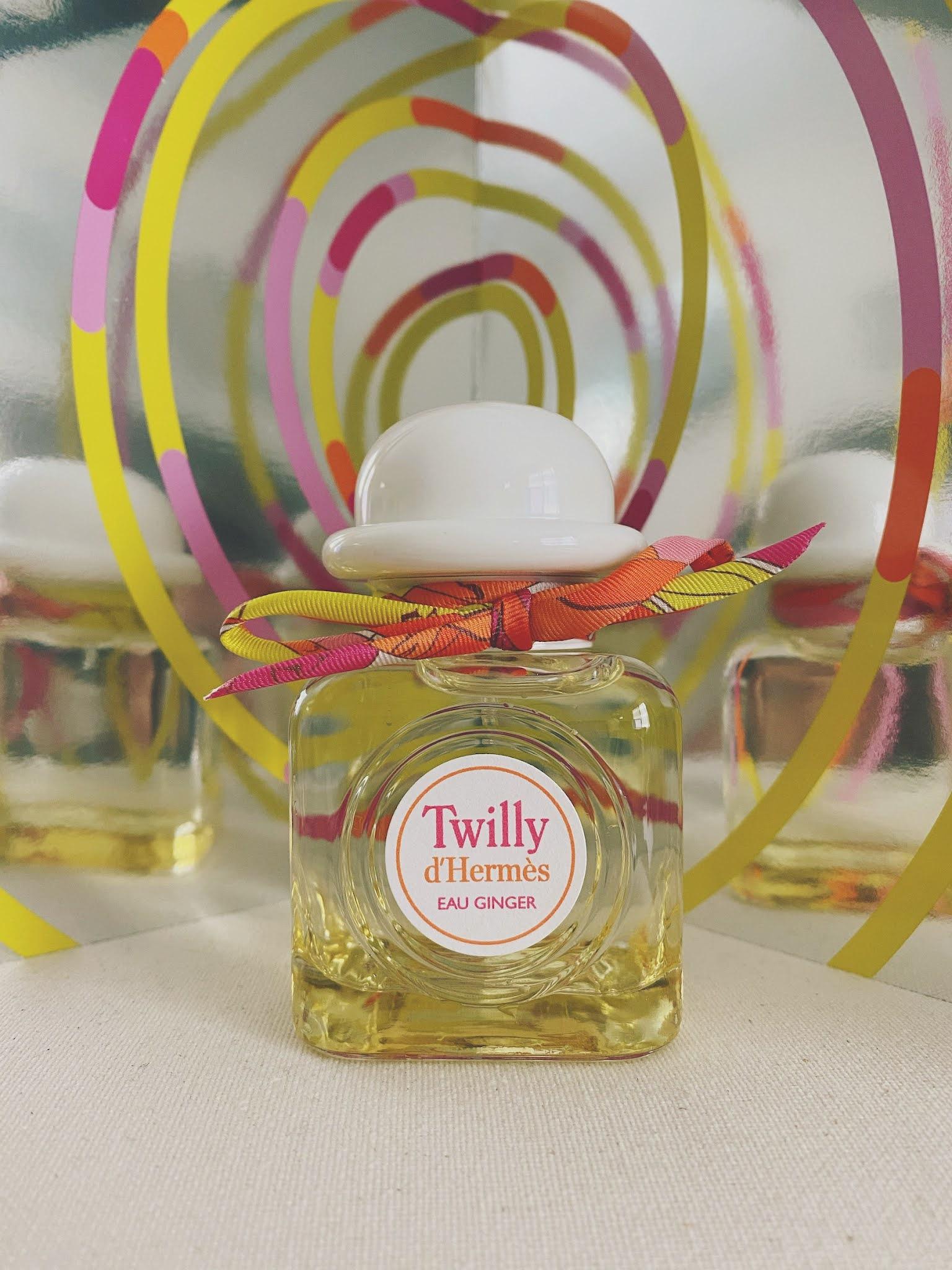Twilly d'Hermès Eau Ginger by Hermès: A quick review
