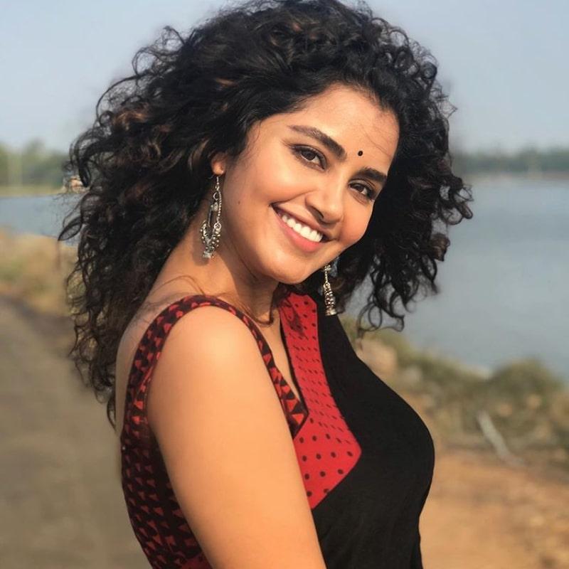 Anupama Parameswaran Hot Pic