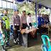 Babinsa Koramil 01 Temanggung Bersama Bhabinkamtibmas Laksanakan Pengamanan Dan Pendampingan Penghitungan Surat Suara Pilkades Serentak Th.2020 Kabupaten Temanggung