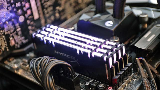 HyperX Memória RAM