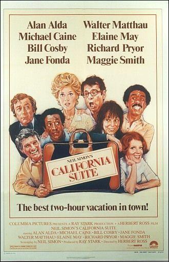 California Suite [1978] [DVDR] [NTSC] [Subtitulado]