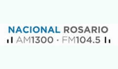 Radio Nacional Rosario AM 1300 FM 104.5