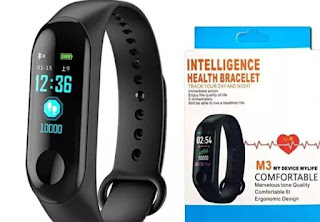 Fitness Band M3 Loot Only Paytm