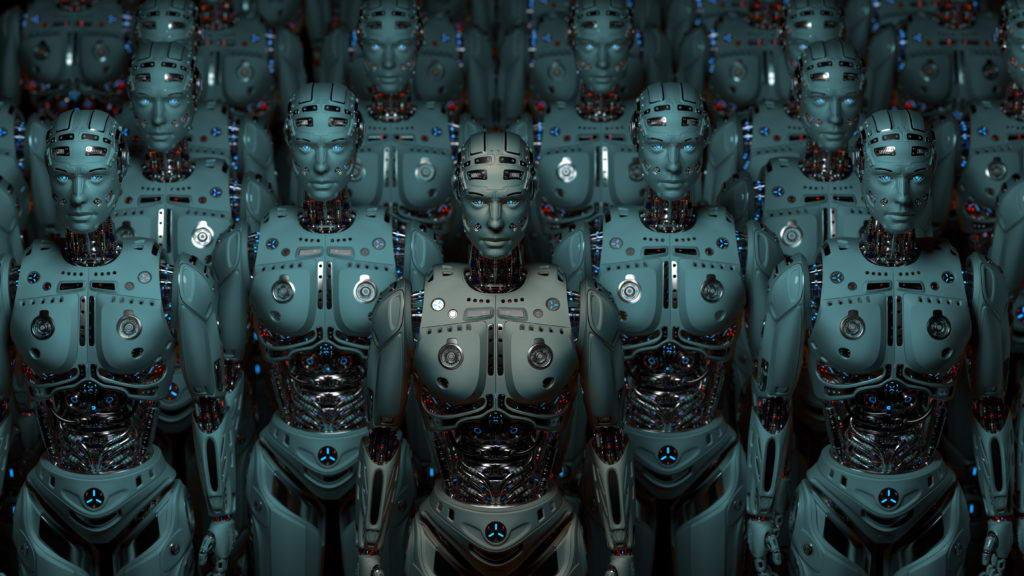 A ligação entre 5G e robôs assassinos autônomos, e o genocídio da humanidade: Vencedores do Prêmio Nobel advertem
