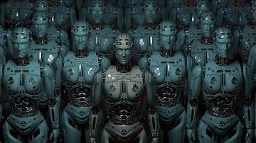 Estão se Preparando: 5G e robôs assassinos autônomos, e o genocídio da humanidade: Vencedores do Prêmio Nobel advertem