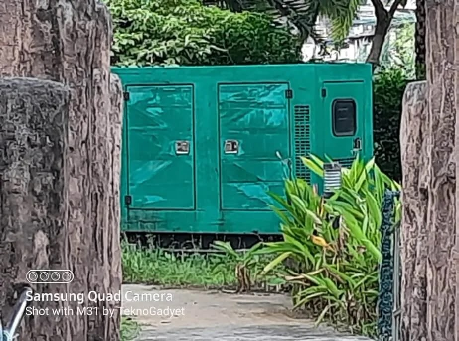 Samsung Galaxy M31 Camera Sample - Outdoor, 8x Zoom