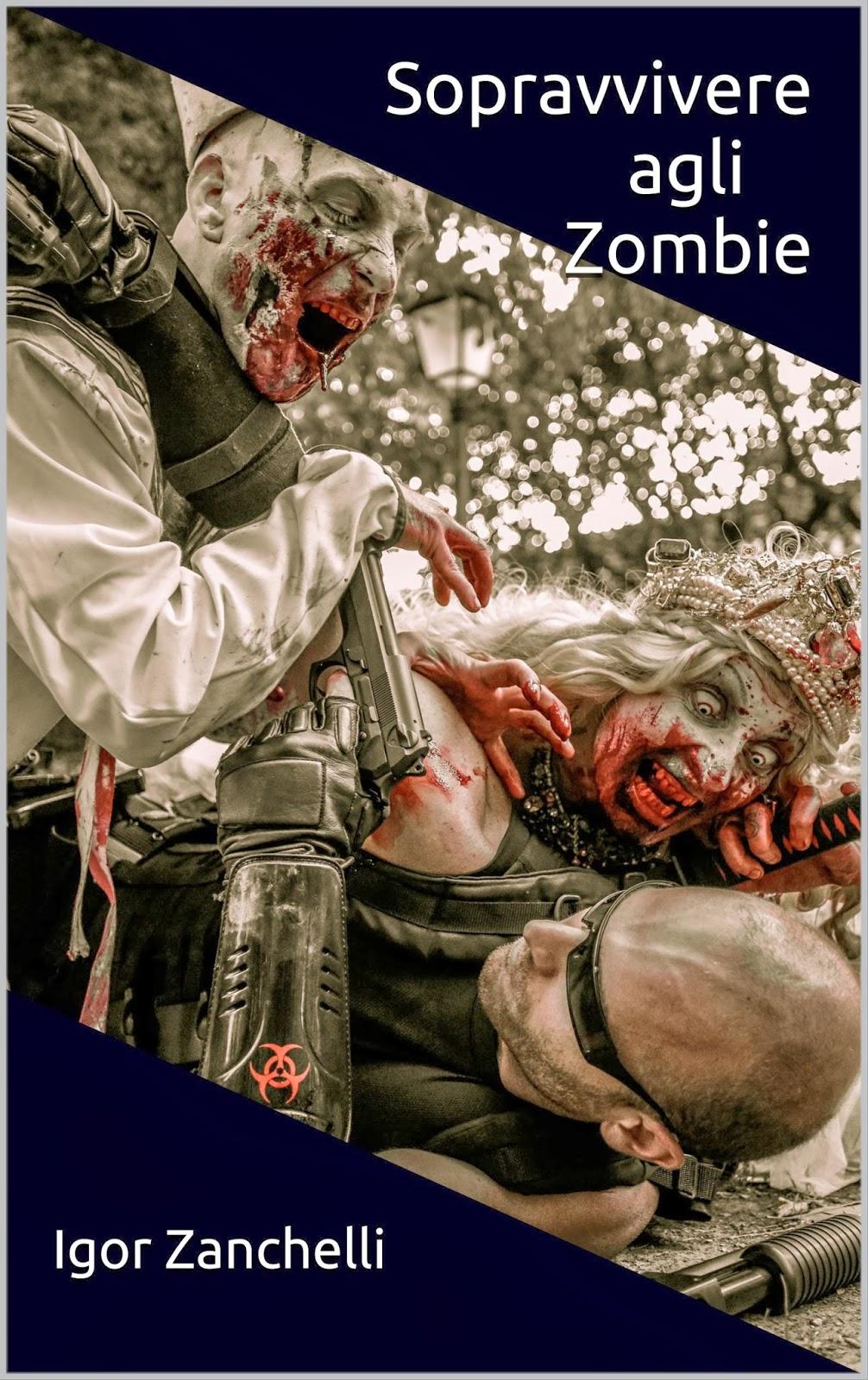 Sopravvivere agli Zombie (cover)