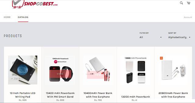 Shopgobest Reviews