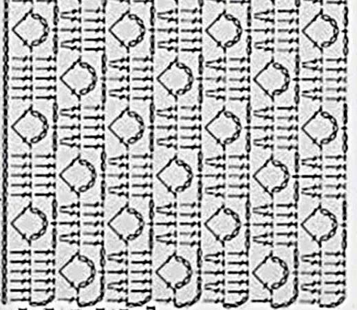 Patrón Crochet Puntada de cuadrados a crochet y ganchillo Majovel Crocher baretas paso a paso doble facil sencillo