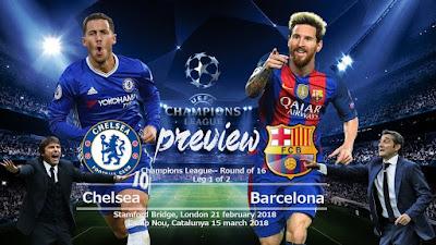 Chelsea vs. Barcelona live stream info