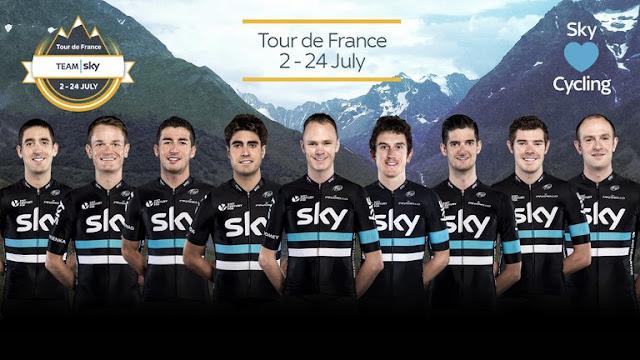 Un equipo para el Tour de Francia sin fisuras