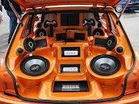 Harga dan ukuran speaker mobil yang bagus